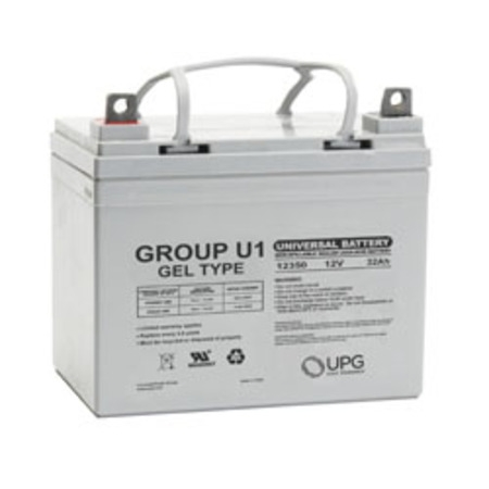 Replacement for GUARDIAN ASPIRE M11 WHEELCHAIR BATTERY replacement battery