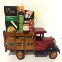 Special Delivery Holiday Truck Gift Basket