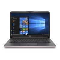 "HP 14 Laptop 14"" , Intel Pentium Silver N5000 , UHD Graphics 605, 64GB eMMC, 4GB SDRAM, Office 365 Personal- 1 YR, 14-df0011wm"