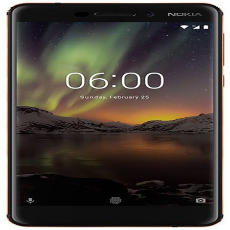 Nokia 61 32gb Unlocked Smartphone Black Walmartcom