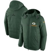 3c67028894fe Green Bay Packers Nike Sideline Champ Drive Full-Zip Jacket - Green
