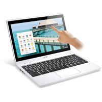 """Refurbished Acer C720P-2457 11.6"""" Touch Chromebook Intel Celeron Dual Core 4GB 32GB SSD"""