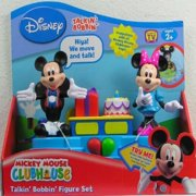 Mickey Mouse Clubhouse Talkin Bobbin And Minnie Birthday Party