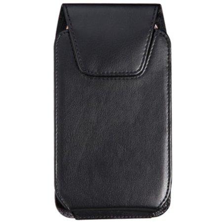 Insten Universal Vertical Pouch Flip Belt Clip PU Leather Wallet Case Bag For MOTOROLA Moto G6 Forge G6 Play E5 Suprae X Style G6 Plus Moto G4 PLUS Z3 Play E4 Plus G4 E5 Z Play Z2 Force Z2 Play Z3
