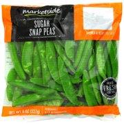 Marketside Sugar Snap Peas, 8 oz Bag
