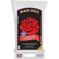 Black Gold 1410102 16 QT U 16 Quart All Purpose Potting Soil With