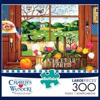 300-Piece Wysocki: A Peach of a Day Puzzle