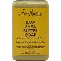 SheaMoisture Raw Shea Butter Soap, 8.0 Oz