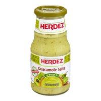 Herdez Guacamole Salsa Mild, 15.7 Ounce