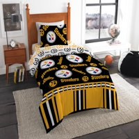 NFL Pittsburgh Steelers Bed In Bag Set