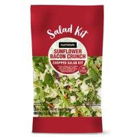 Marketside Sunflower Bacon Crunch Chopped Salad Kit, 13.4 oz
