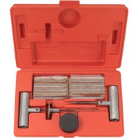 Tooluxe 50002L 35-Piece Universal Tire Repair Kit