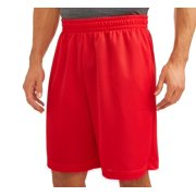 3f988860e38e8 Athletic Works Men s Dazzle Shorts. Product Variants Selector. Brilliant  Red Arctic White Rich Black