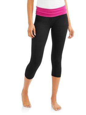Juniors' Essential Skinny Capri Yoga Pants