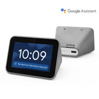 Deals on Lenovo Smart Clock with Google Assistant ZA4R0002US