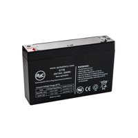 APC Smart-UPS PowerStack 250, PS250i (6 Volt, 7 Ah) 6V 7Ah UPS Battery - This is an AJC Brand Replacement