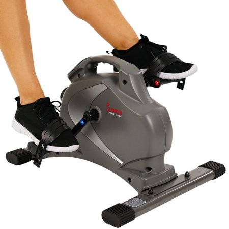 Sunny Health & Fitness SF-B0418 Mini Exercise Bike, Under (Best Stationary Bike Under 300)