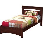 South Shore Smart Basics Twin Bed, Multiple Finishes