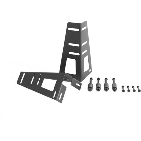 Bed Extender Bracket (Pragma Bed Headboard/Footboard Brackets, 2-Pack )
