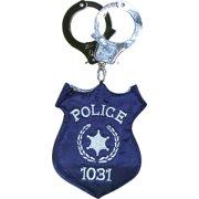 Plastic Police Badges
