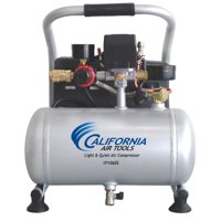 California Air Tools 1P1060S Light & Quiet Air Compressor