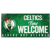 Fan Creations NBA Fans Welcome Sign