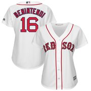 a47250236 Andrew Benintendi Boston Red Sox Majestic Women s Cool Base Player Jersey -  White