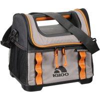 Igloo® Playmate® Gripper™ 18 Tan/Orange Cooler Bag