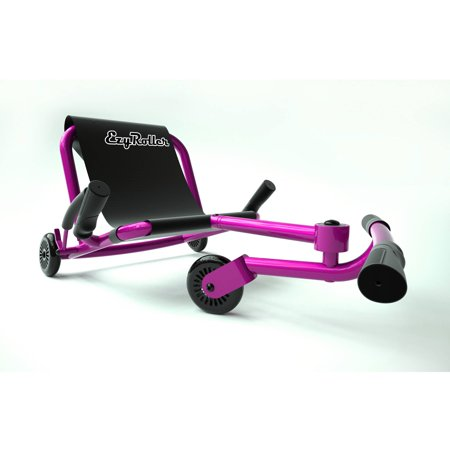 EzyRoller Classic Riding Machine, Pink (Pink Pouch)