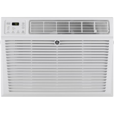 Ge Room Air Conditioner - GE 10,000 BTU Window AC With Remote, AEW10AY