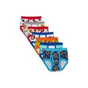 Nickelodeon Toddler Boys Underwear, 7 Pack