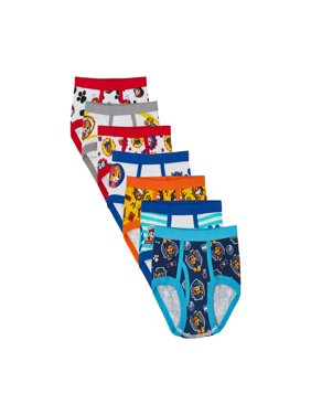 Nickelodeon Toddler Boys Underwear, 7 Pack