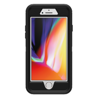 OtterBox Defender Pro Series Case for iPhone 8/iPhone 7, Black