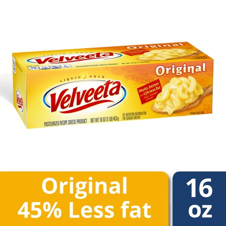 Velveeta Original Cheese 16 oz (American Cheese)