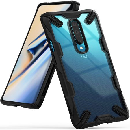 Ritchey Pro Drop (Oneplus 7 Pro Case, Ringke [FUSION-X] [Black] Ergonomic Transparent Mil Grade Drop Protection Impact Resistant TPU Rugged Cover for Oneplus 7 Pro)