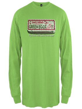 Dr. Seuss - Sam's Farm Long Sleeve T-Shirt