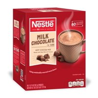 Deals on Nestle Milk Chocolate Hot Cocoa Mix, .71 oz 60/Box