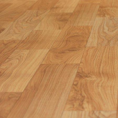 Orange Cork Flooring - Rubber-Cal