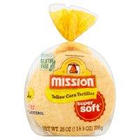 Mission Yellow Corn Tortillas, 30 count, 25 oz