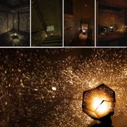 Home Decor Romantic Astro Star Sky Projection Cosmos Starry Night Lamp