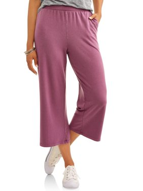 Time and Tru Women's Athleisure Sweatpants