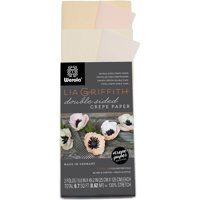 Lia Griffith Double Sided Crepe Paper, 2 Sheets