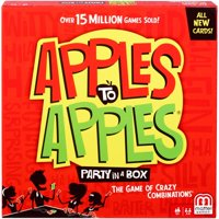 Apples to Apples Party in a Box for 4-8 Players Ages 12Y+