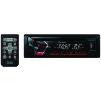 Pioneer DEH-S1000UB Single-DIN In-Dash CD Receiver