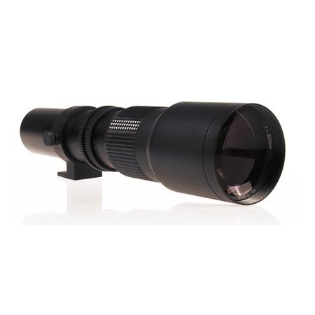 Canon EOS Rebel XSi Manual Focus High Power 1000mm Lens Canon Rebel Xsi Manual