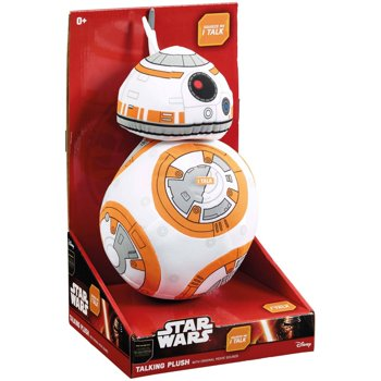 Star Wars BB-8 Talking Plush