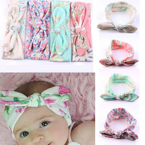 Baby Girl Flower Headbands
