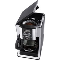 Mr. Coffee 12 Cup Programmable Black Coffee Maker, 1 Each