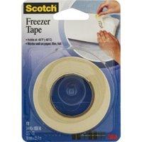 3M 178 Freezer Tape, 3/4 x 1000-In.