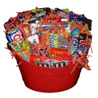 Ultimate Snackers Candy Gift Basket